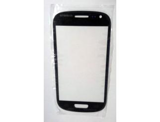 Frontscheibe für Samsung Galaxy S3 SIII Mini GT-i8190 blau