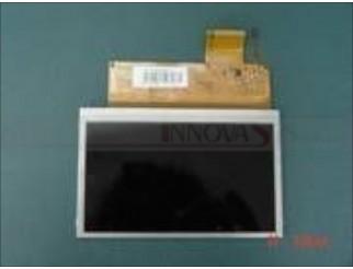 Akku / Batterie Cover in weiss für PSP 3000