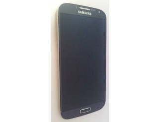 Display für Samsung Galaxy S4 (9505 LTE) Touchscreen, LCD + Rahmen in schwarz/nachtblau