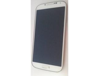 Display für Samsung Galaxy S4 (9505 LTE) Touchscreen, LCD + Rahmen in weiss