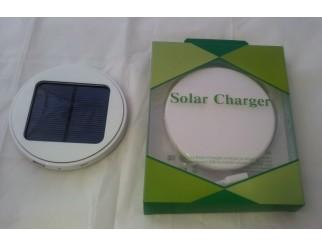 Solar Window Charger / Solar Ladegerät - weiss