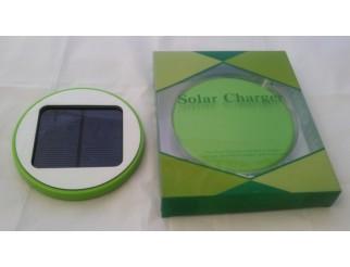 Solar Window Charger / Solar Ladegerät - grün