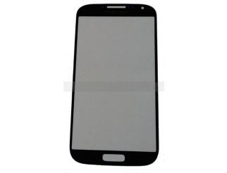 Frontscheibe für Samsung Galaxy S4 i9500 +  i9505 LTE in schwarz/nachtblau