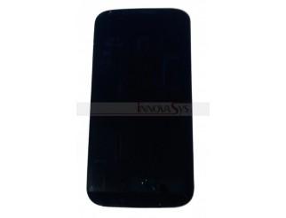 Klebefolie für Samsung Galaxy S4 i9500 +  i9505 Frontscheibe