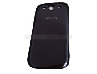 Akkudeckel / Batterie Abdeckung in blau für Samsung Galaxy S3 i9300 +  i9305