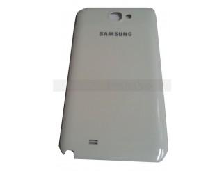Akkudeckel / Batterie Abdeckung in weiss für Samsung Galaxy Note 2 GT-N7100