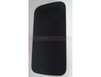 Klebefolie für Samsung Galaxy S3 mini i8190 Frontscheibe