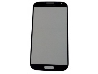 Frontscheibe für Samsung Galaxy S4 Mini i9190 +  i9195 LTE in myth/nachtblau