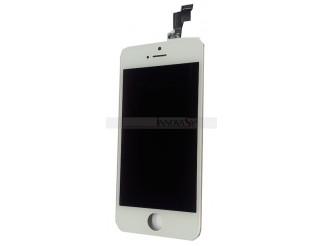 Retina Display Einheit komplett für iPhone 5S in gold oder weiss