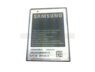 Batterie für Samsung GT-B7510 Galaxy Pro / GT-S5660 Galaxy Gio / GT-S5670 Galaxy Fit / GT-S5830 Galaxy Ace  EB-494358VU ORIGINAL AKKU