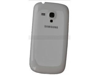 Akkudeckel / Batterie Abdeckung in weiss für Samsung Galaxy S4 i9500 + i9505