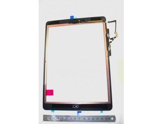 Frontscheibe + Touchscreen für iPad Air, schwarz