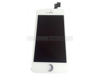 Retina Display Einheit weiss komplett für iPhone 5C (ohne Werkzeug)