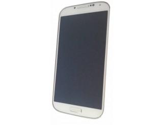 Display für Samsung Galaxy S4 Mini (9195 LTE) Touchscreen, LCD + Rahmen in weiss