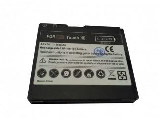 Batterie für HTC Touch HD, Pro HD, Blackstone BLAC 160