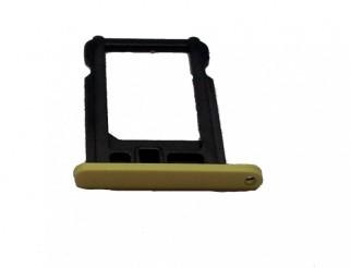 Nano Sim Kartenhalter für iPhone 5C gelb