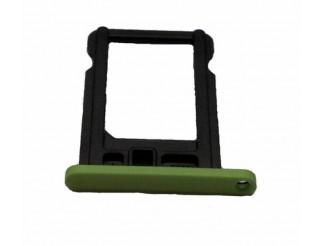 Nano Sim Kartenhalter für iPhone 5C grün