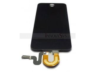 Display-Einheit (Frontscheibe, LCD, Touchscreen) für iPod Touch 5G schwarz