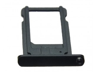Sim Kartenhalter / Tray / Schlitten für iPad Mini 1/2/3 schwarz