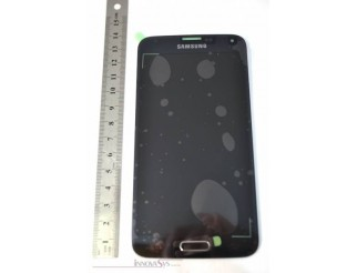 Display für Samsung Galaxy S5 (GH15734B) Touchscreen, LCD + Rahmen in schwarz