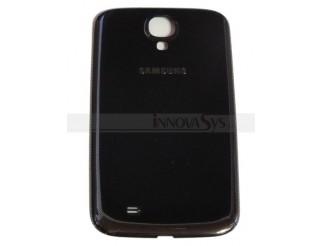 Akkudeckel / Batterie Abdeckung in schwarz für Samsung Galaxy S4 i9500 + i9505