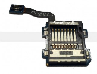 Speicherkartenslot für SAMSUNG GALAXY S3 Mini i8190