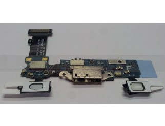 Micro USB Buchse + Sensor Flex + Buttons für Samsung GT-I9600 (G900f) Galaxy S5