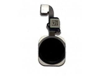 Home Button mit Flex und Fingersensor für iPhone 6 schwarz