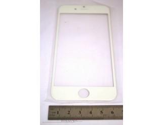 Frontscheibe in weiss für iPhone 6