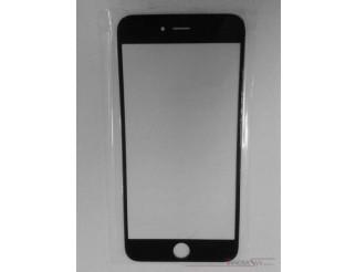 Frontscheibe in schwarz für iPhone 6+