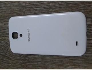 Gebrauchte Akkudeckel / Batterie Abdeckung in weiss für Samsung Galaxy S4 i9500 / i9505