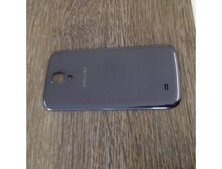 Gebrauchte Akkudeckel / Batterie Abdeckung in schwarz für Samsung Galaxy S4 i9500 / i9505