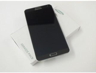 Display für Samsung Galaxy Note 3 (N9005) Touchscreen, LCD + Rahmen in schwarz
