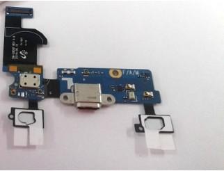 Micro USB Buchse mit Tasten,  Mikrofon und Sensor Flex für Samsung G800F Galaxy S5 Mini