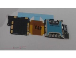 Sim Kartenleser für SAMSUNG GALAXY S5 G900F