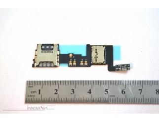 Sim Kartenleser und Speicherkartenslot für SAMSUNG GALAXY Note4 / N910