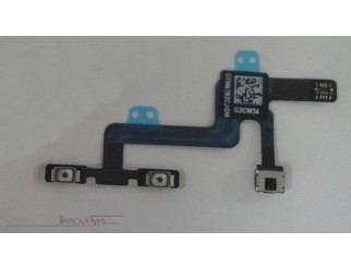 Lautstärke Flexkabel mit Stummschalter für iPhone 6