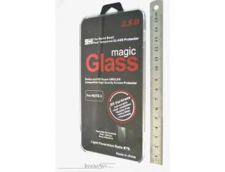 Panzer Glas / Display-Schutzglas 9H für Samsung Galaxy Note 4