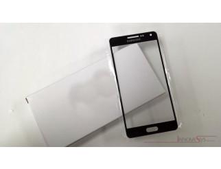 Frontscheibe für Samsung Galaxy A5 (A500F) in schwarz (midnight black)