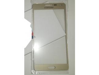 Frontscheibe für Samsung Galaxy A5 (A500F) in gold (Champagne gold)