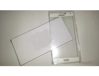 Frontscheibe für Samsung Galaxy A7 (A700F) in weiss (Pearl white)