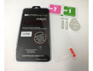 Panzer Schutzfolie / Display-Schutzglas 9H für Samsung Galaxy Note Edge HQ Premium Qualität