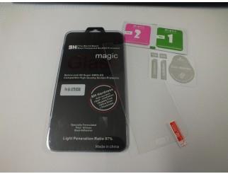 Panzer Glas / Display-Schutzglas 9H für Samsung Galaxy Note Edge