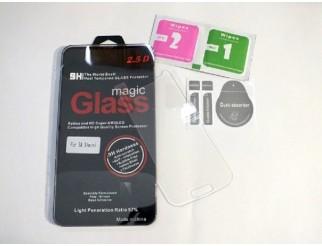 Panzer Schutzfolie / Display-Schutzglas 9H für Samsung Galaxy S4 Mini HQ Premium Qualität