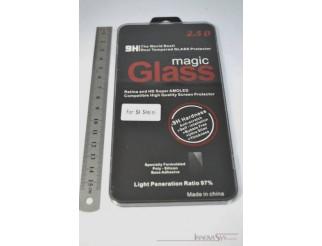 Panzer Glas / Display-Schutzglas 9H für Samsung Galaxy S4 Mini