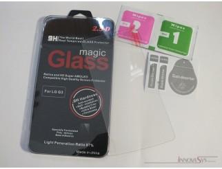 Panzer Glas / Display-Schutzglas 9H für LG G3