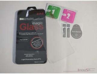 Panzer Glas / Display-Schutzglas 9H für LG G4