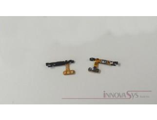 An/Aus Power Schalter intern mit flex für Samsung Galaxy S6 Edge