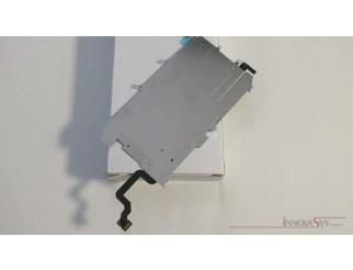 Metall-Rückseite für LCD und Home Button flex Kabel (lang) für iPhone 6