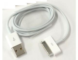 original Apple USB-Kabel 30 Pol.  für iPod (ausser Shuffle) + iPhone + iPad MA591